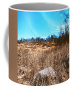 Gerttysburg Series Little Round Top Coffee Mug