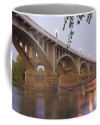 Gervais Bridge Coffee Mug by Steven Richardson