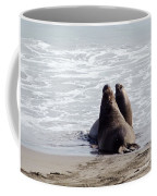 Get Off My Beach Coffee Mug
