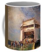 Get On Coffee Mug