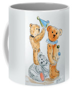 Get Ready Teddy Coffee Mug