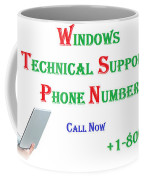 Get Technical Support For Windows Coffee Mug