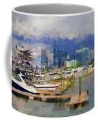 Get The Boat Coffee Mug