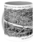 Get Well Post Coffee Mug