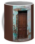 Getemala  Door 1 Coffee Mug