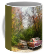 Getting Away Coffee Mug