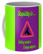 Getting Bigstock Donkey 171252860 Coffee Mug