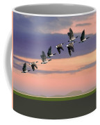 Getting In Formation Coffee Mug
