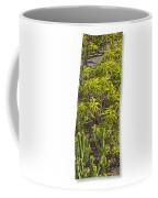 Getty Garden #10 Coffee Mug