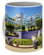 Getty Gardens Coffee Mug