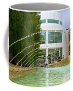 Getty Museum Architecture II Coffee Mug
