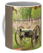 Gettysburg Cannon Cemetery Hill Coffee Mug