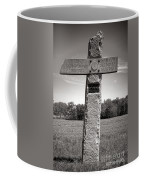 Gettysburg National Park 142nd Pennsylvania Infantry Monument Coffee Mug