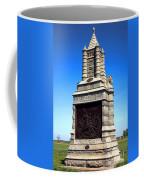 Gettysburg National Park 6th New York Cavalry Memorial Coffee Mug
