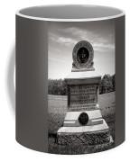 Gettysburg National Park 80th New York Infantry Militia Monument Coffee Mug