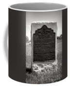 Gettysburg National Park Army Of The Potomac First Corps Monument Coffee Mug