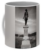 Gettysburg National Park John Gibbon Monument Coffee Mug