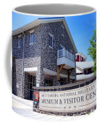 Gettysburg National Park Museum And Visitor Center Coffee Mug