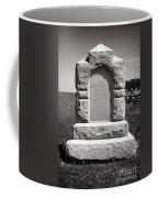 Gettysburg National Park Third West Virginia Cavalry Monument Coffee Mug