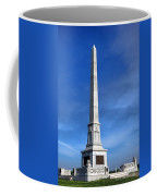 Gettysburg National Park United States Army Regulars Memorial Coffee Mug