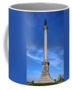 Gettysburg National Park Vermont Stannard Brigade Memorial Coffee Mug