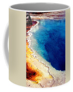 Geyser Basin Coffee Mug