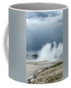 Geyser Field Coffee Mug