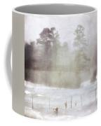 Ghost And Shadows II - Farm, Sea, And Sun Coffee Mug