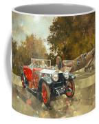 Ghost And Spitfire  Coffee Mug