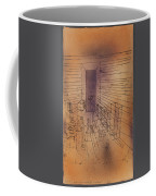 Ghost Chamber With The Tall Door New Version Coffee Mug