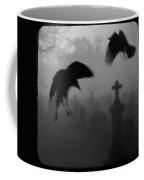 Ghost Crows Coffee Mug