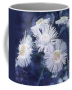 Ghost Flowers Coffee Mug