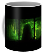 Ghost In The Window No. 2 Coffee Mug