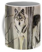 Ghost In The Woods Coffee Mug