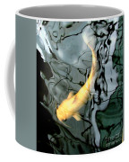 Ghost Koi Carp Fish Coffee Mug