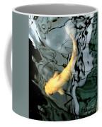 Ghost Koi Carp Fish Coffee Mug