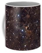 Ghost Nebula Coffee Mug
