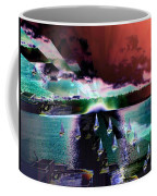 Ghost Regatta Coffee Mug