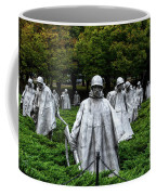 Ghost Soldiers Coffee Mug