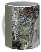 Ghost Trees Coffee Mug