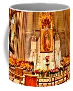 Ghostly Candles Coffee Mug