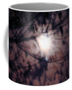 Ghostly Moon Coffee Mug