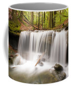 Ghostly Waterfall Coffee Mug