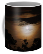 Ghosts Around The Moon Coffee Mug
