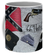 Ghosts Of The Confederacy Coffee Mug