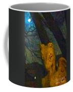 Ghoul And Full Moon 1 Coffee Mug