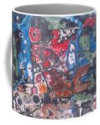 Ghoul Pool Coffee Mug