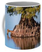 Giant Cypress Tree In Reelfoot Lake Coffee Mug