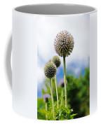 Giant Globe Thistle Coffee Mug