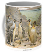 Giant Penguins, C1900 Coffee Mug